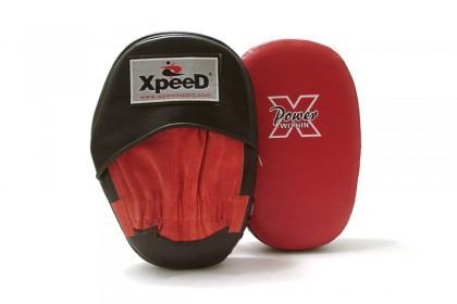 XP 033 Leather Straight Focus Pads