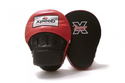 XP 034 Leather Curved Focus Pads