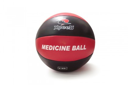 XP 037 Leather Medicine Ball
