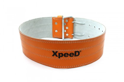 XP 1011 Leather Powerlifting Belt 3