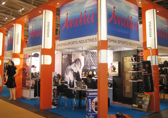 ISPO 2009, Munich (Germany)