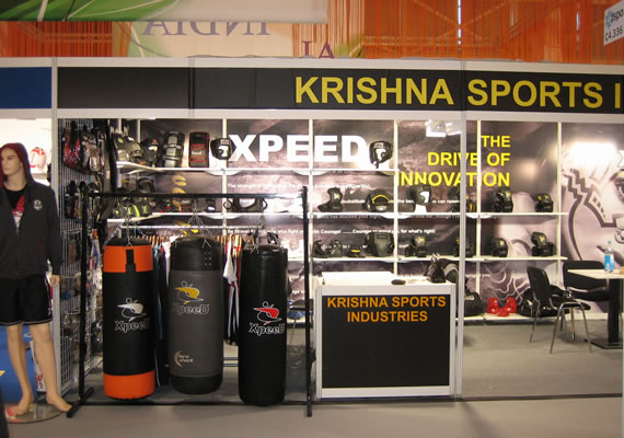 ISPO 2010, Munich (Germany)