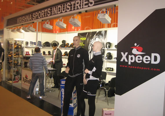 ISPO 2011, Munich (Germany)