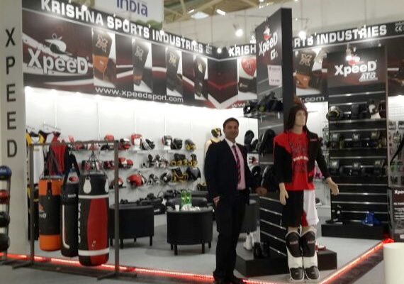 ISPO 2014, Munich (Germany)