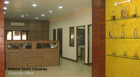 Krishna Sports - Corporate Office